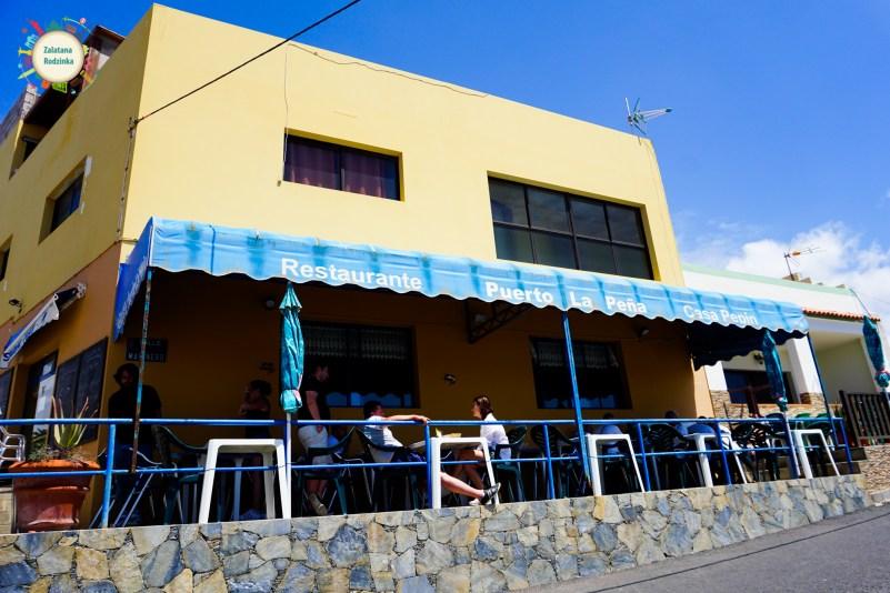 Restauracje przy Jaskinie pirackie Fuerteventura