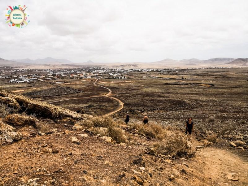 wulkan hondo fuerteventura