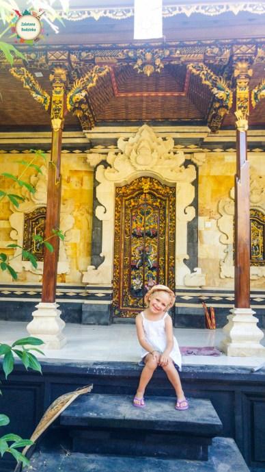 Wioska balijska Tenganan – plemię Bali Aga