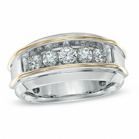 Yellow Gold Ring Zales