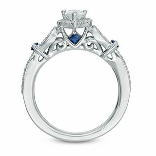 Vera Wang Love Collection 58 CT TW Pear Shaped Diamond