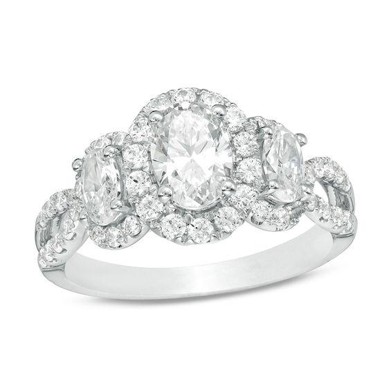 Future Stone Diamond 14k Present Ct Three Gold Ring W 1 2 T Past