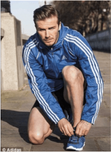 Brand David Beckham