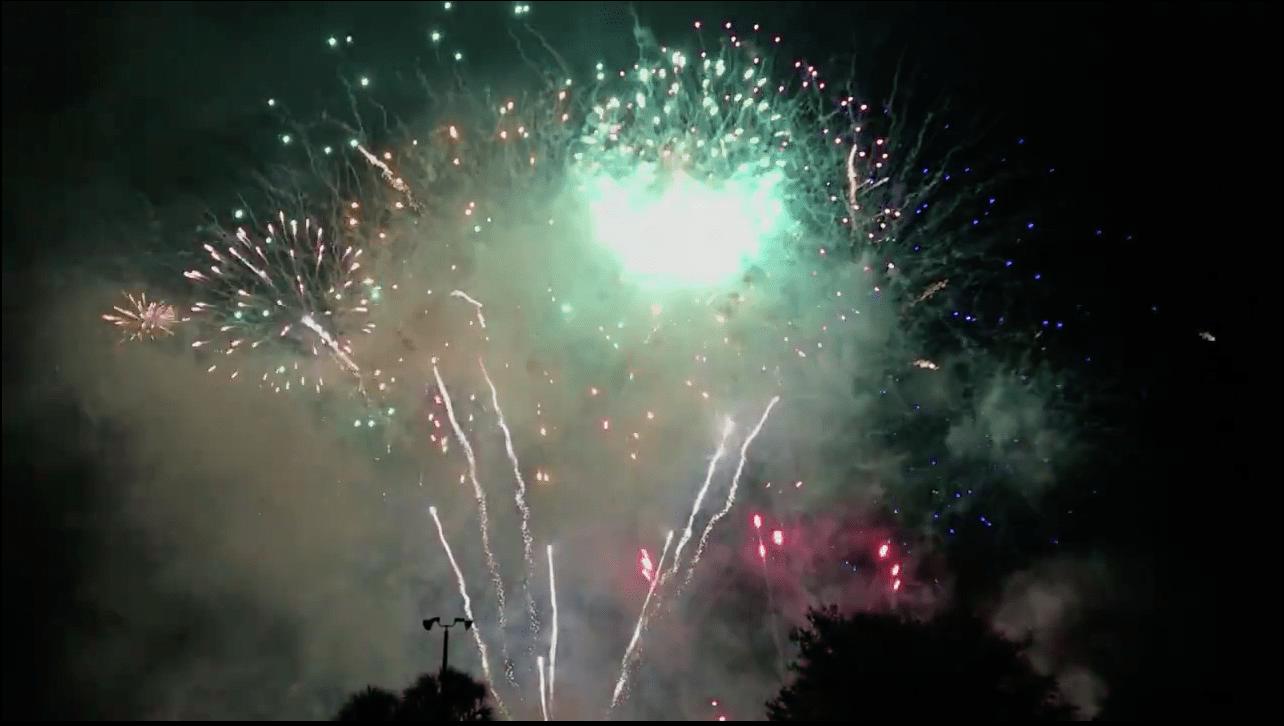 Zambelli Fireworks Professional Fireworks Displays