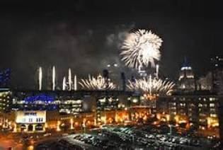 Official Fireworks of the Pittsburgh Pirates