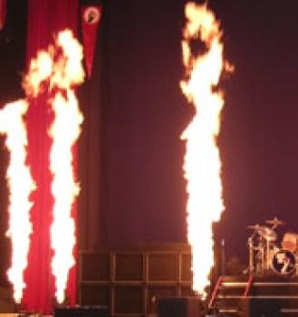 indoor Flames
