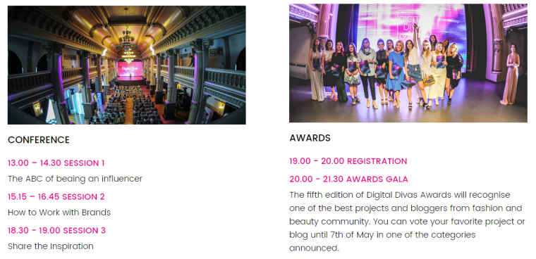 Se apropie Gala Digital Divas 2017!