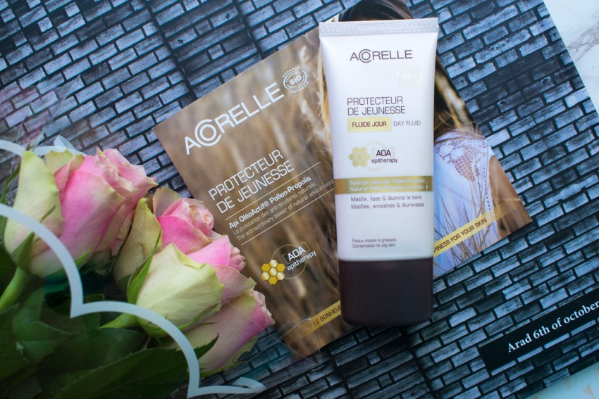Review: Fluid de zi Acorelle de la Via Naturalia