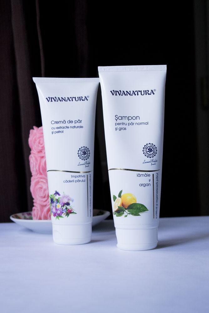 Experienţa mea cu două produse Viva Natura