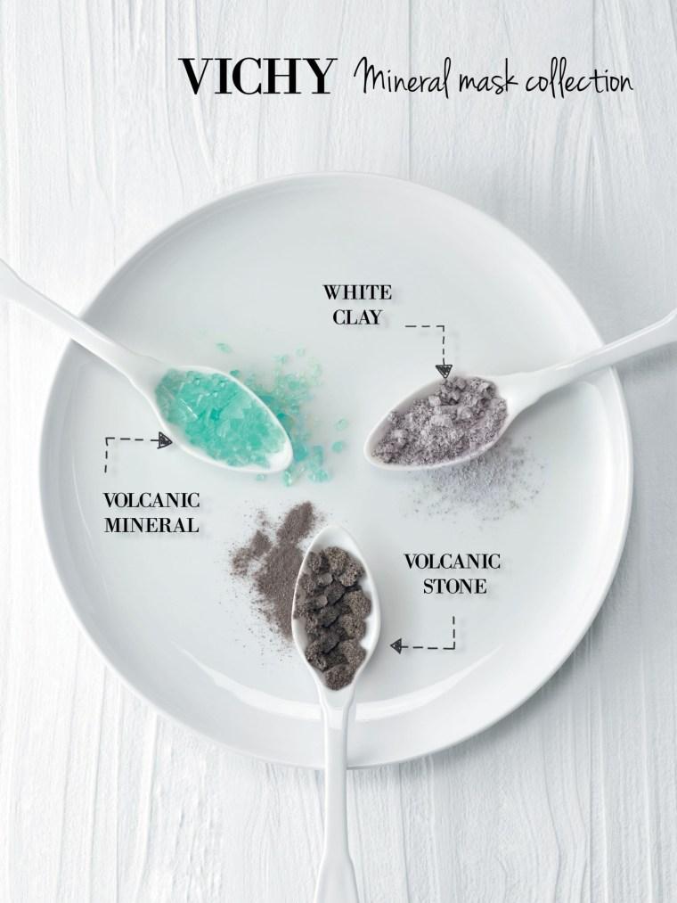 ingrediente masti faciale vichy