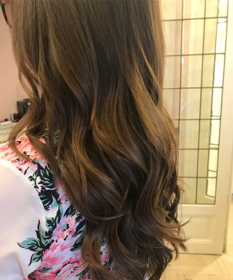 Tribute Salon - beach waves