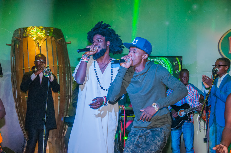 DOWNLOAD: Zambia's Most Happening Musicians Unveiled | Pictures ...