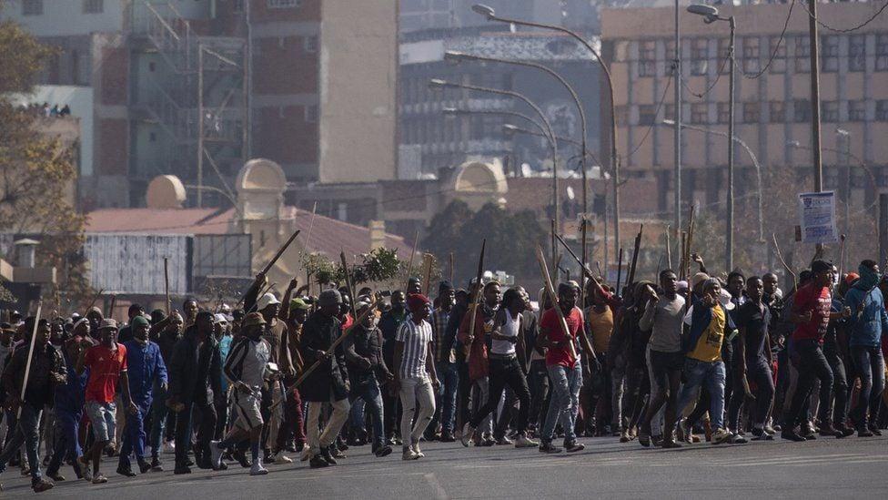 ANC bigwigs named in unrest report
