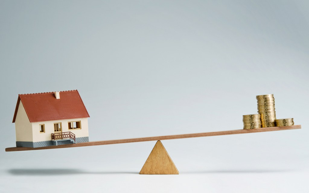 buying a house before it is built