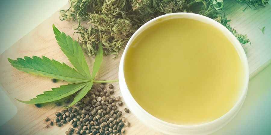 HOW TO MAKE YOUR OWN SALVE CANNABIS