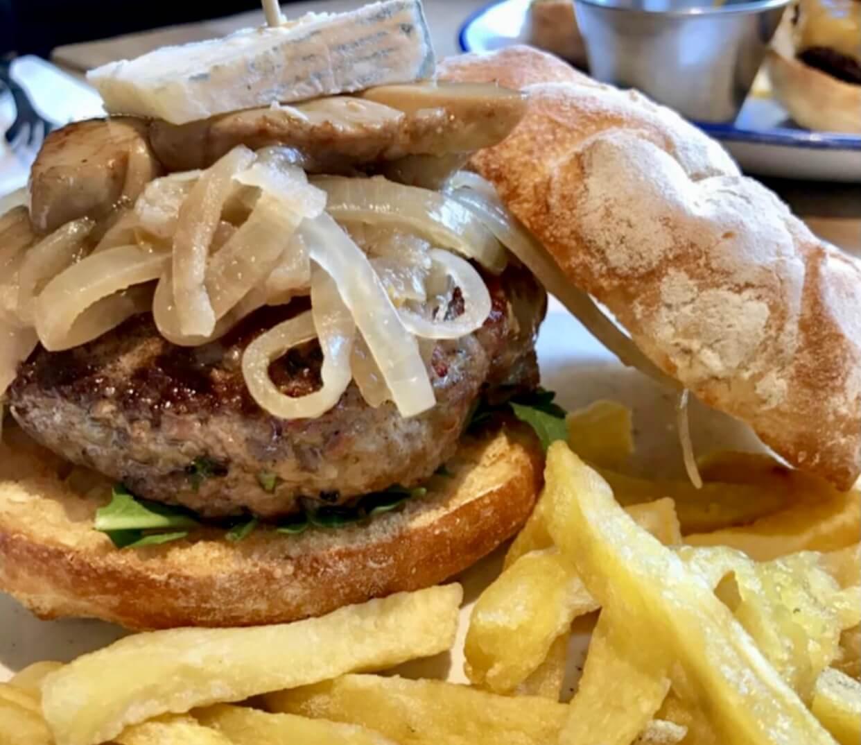 Queen Burger Gourmet