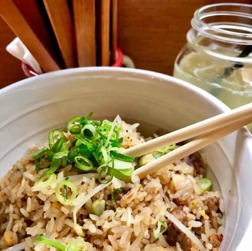 Restaurante Ramen Shifu, arroz