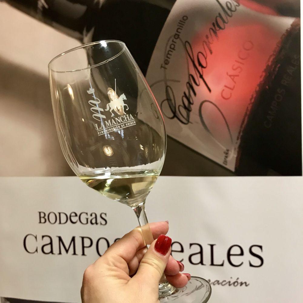 Canforrales Chardonnay Blanco