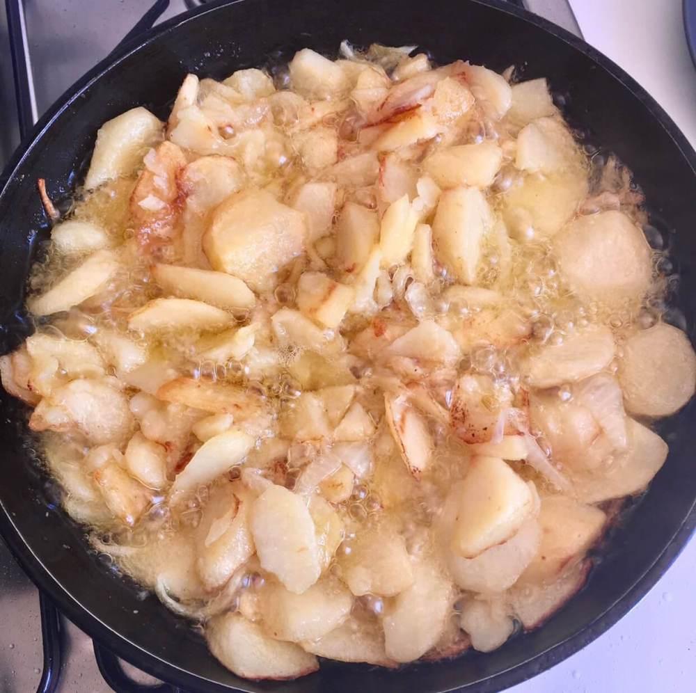 Patatas para tortilla