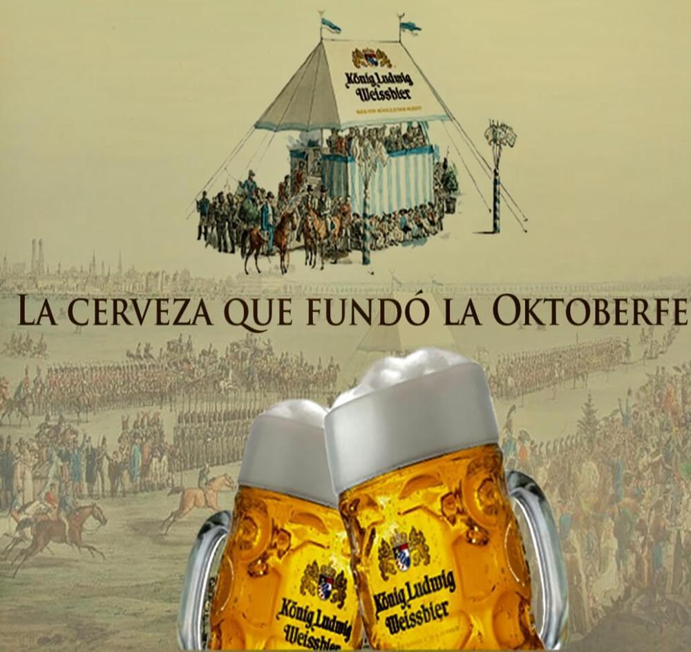 Cerveza en la Oktoberfest Madrid 2018
