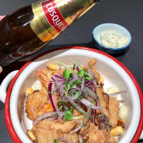 Fritura peruana en Bold Kitchen