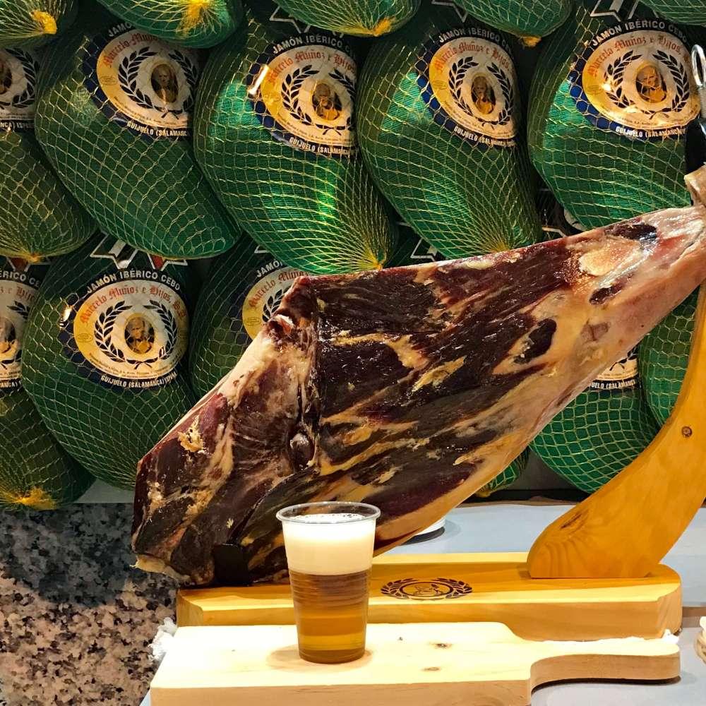 Museo del jamón, la gastronomía en Fitur 2019