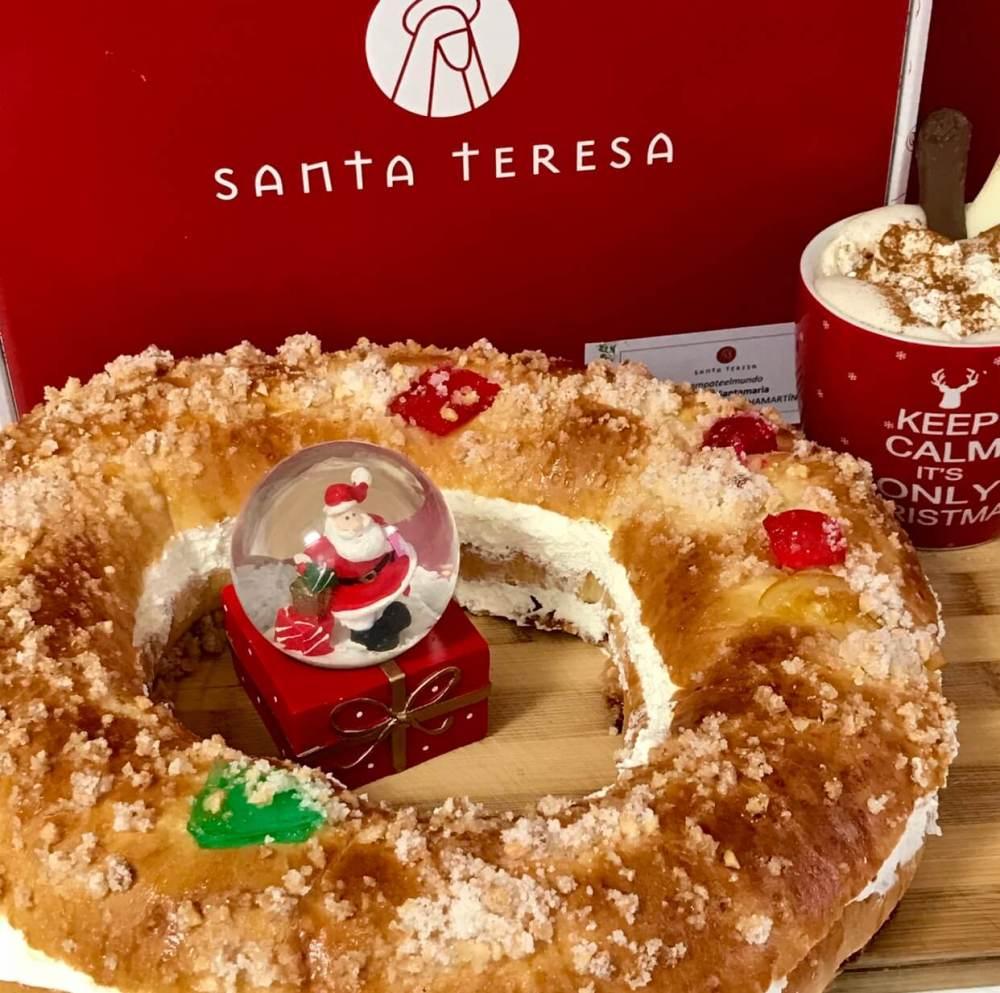 Roscones de Reyes, Santa Teresa Gourmet