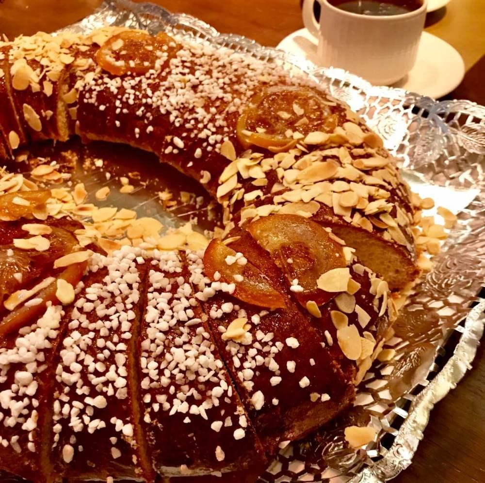 Roscones de Reyes Isabel Maestre