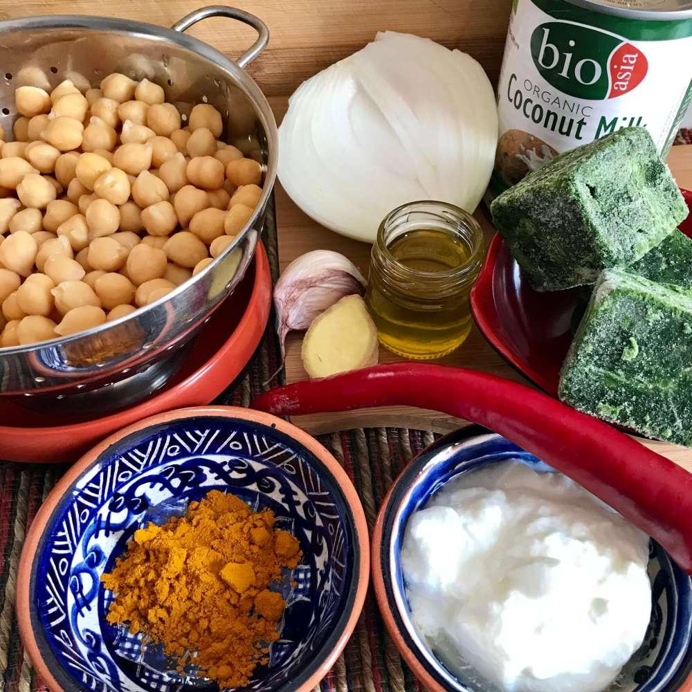Ingredientes para preparar #Thestew