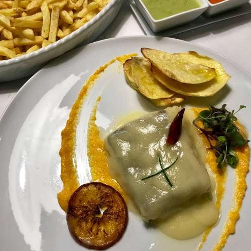Aranjuez Steak House Madrid - Bacalao