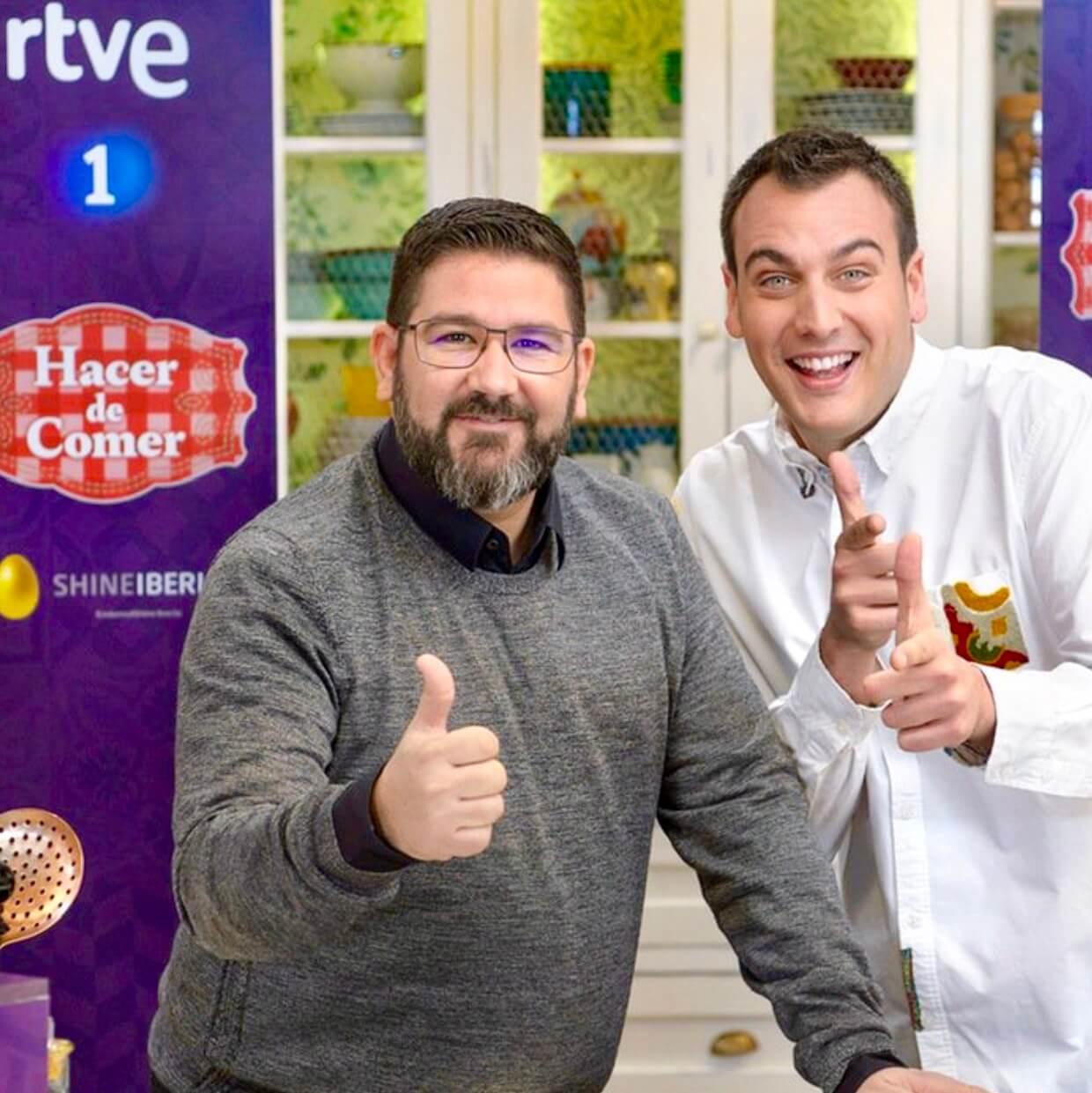 Dani Garcia Chef en TVE1