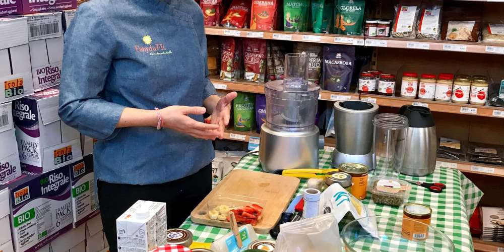 Fabydufit batch cooking en Naturasi