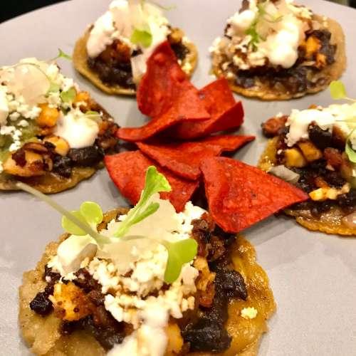 Tortillas mejicanas