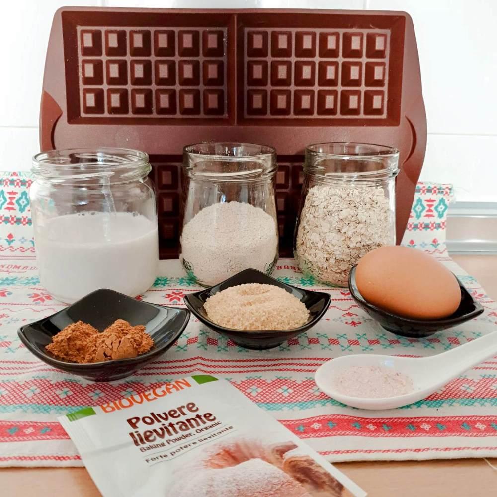 Ingredientes para hacer repostería