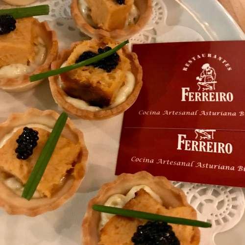 Madrid Exquisito 2019, Ferreiro