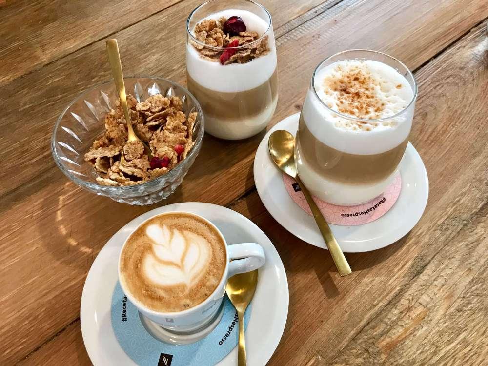 Café en La Chingona