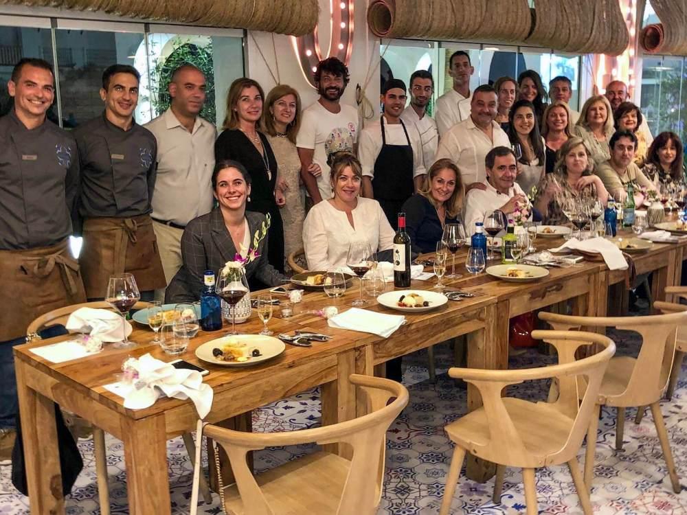 Marbella All Stars, equipo de prensa