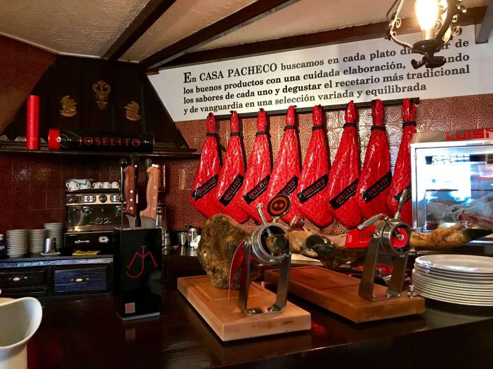 Restaurante Casa Pacheco