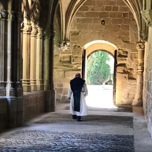 Monje Cisterciense (Navarra)