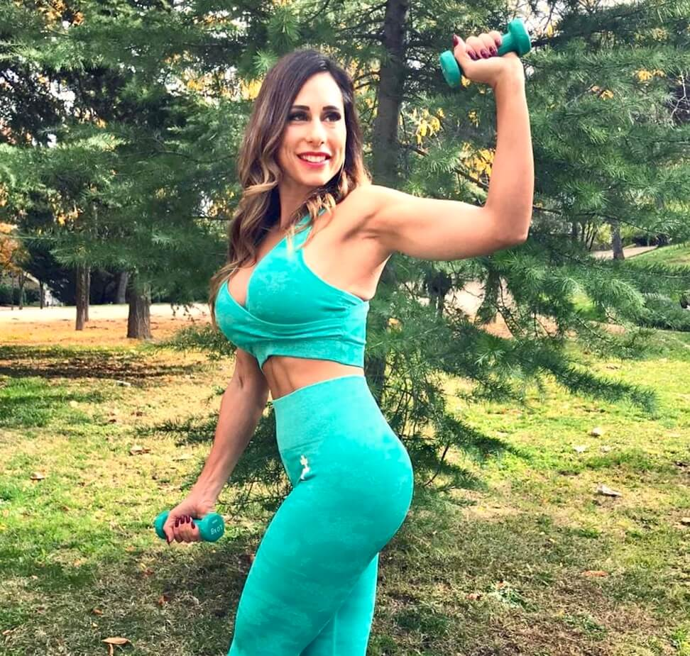 Comidas fitness con Raquel Lagunas