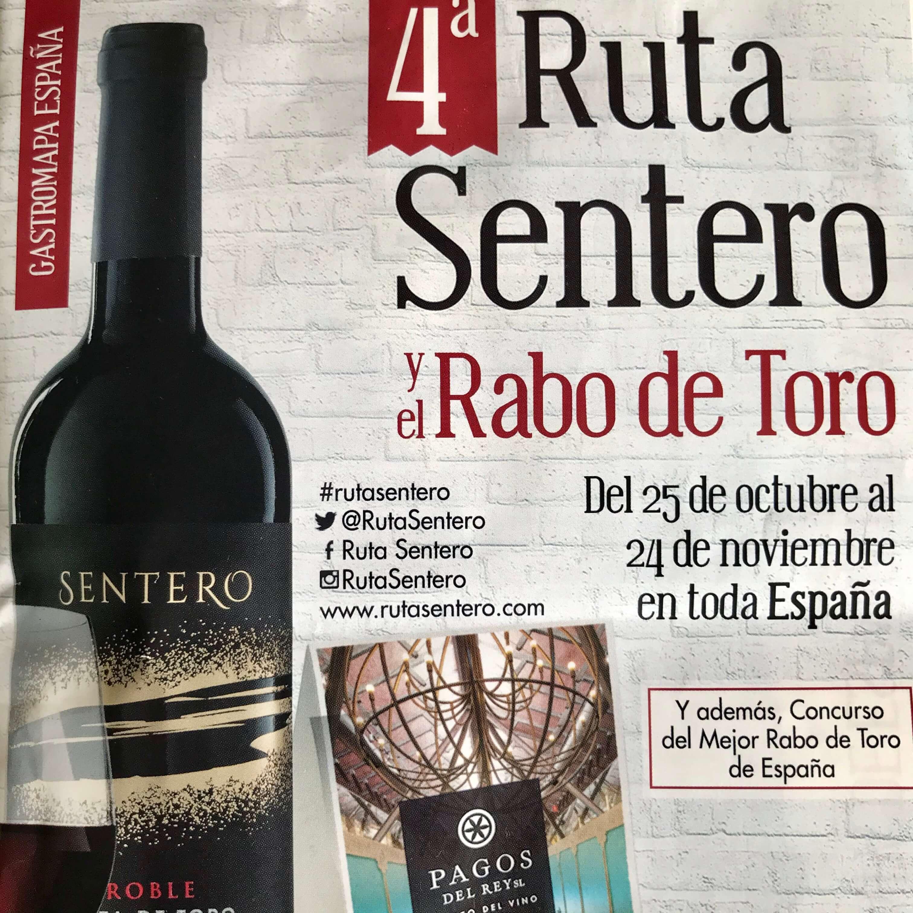 Ruta Sentero 2019
