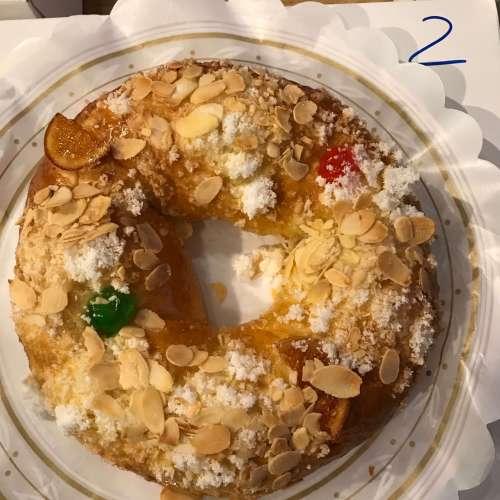 Mejor roscón de Reyes de Madrid