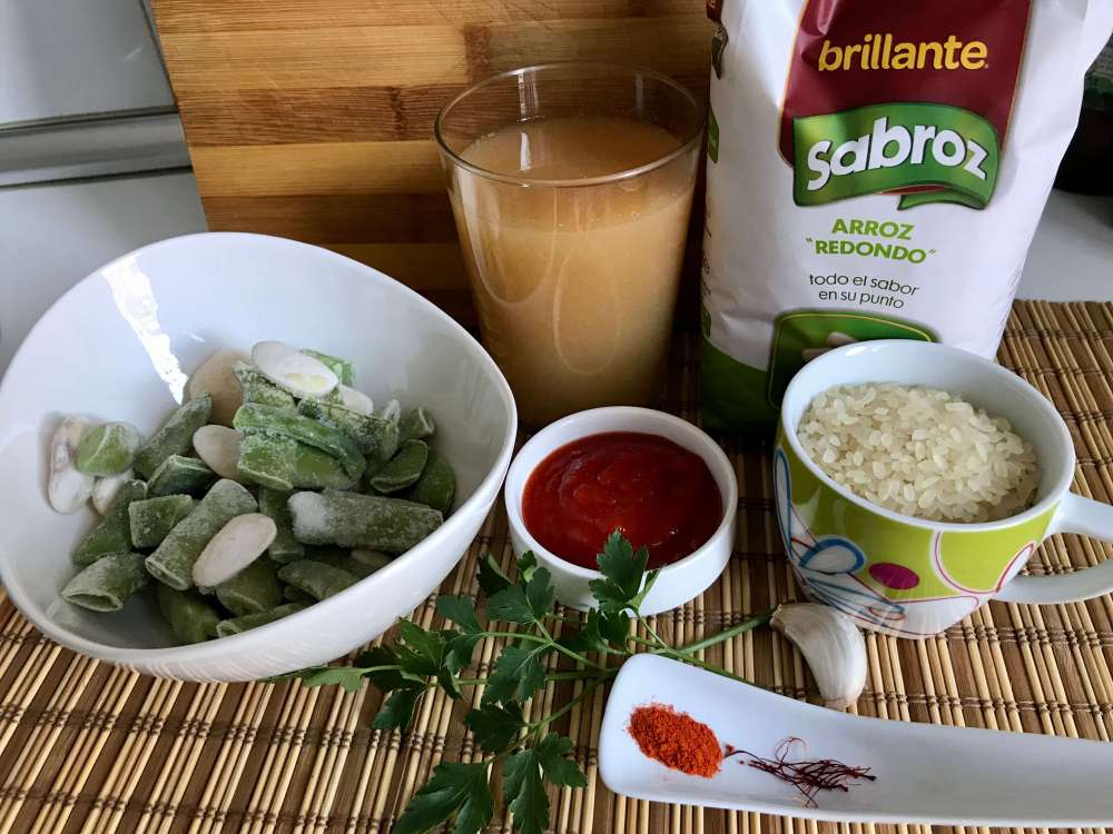 Recetas con arroz Brillante Sabroz