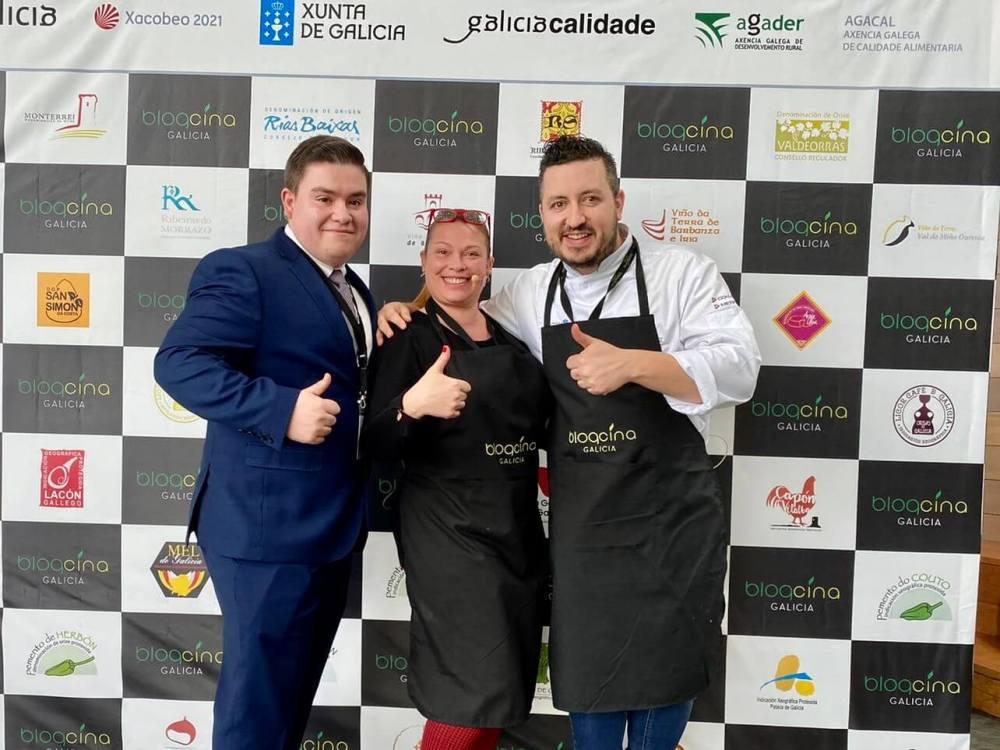 Concurso Blogcina Galicia 2020