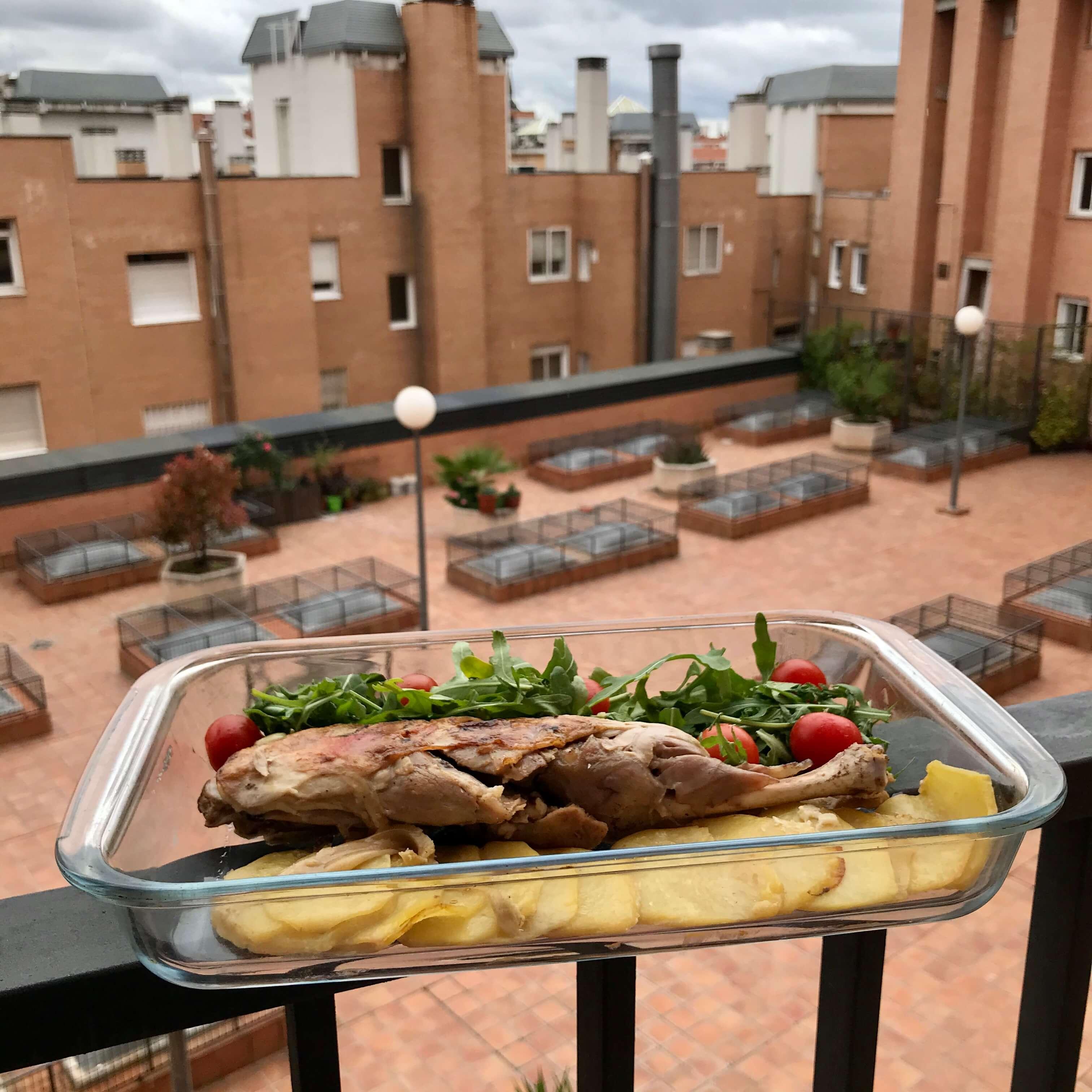 Comida a domicilio de Calamillor Madrid