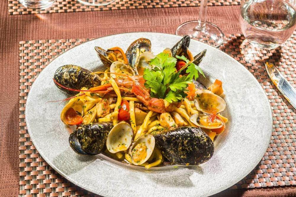 Cocina italiana en Madrid