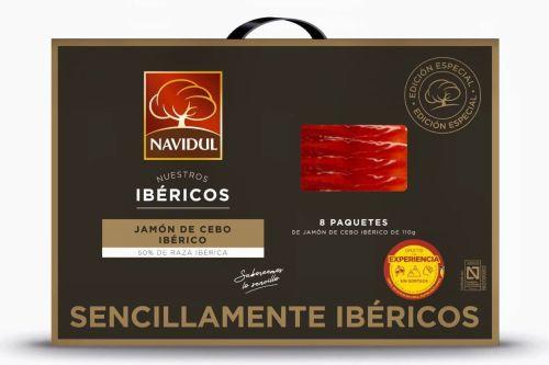 """""""Sencillamente Ibéricos de Navidul"""" losncheados Gourmet"""