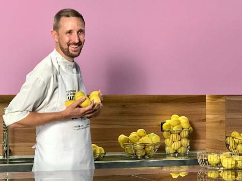 Chef Stephane Del Río en The Lemon Age