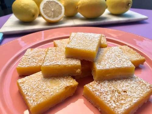 Pastelitos de limón