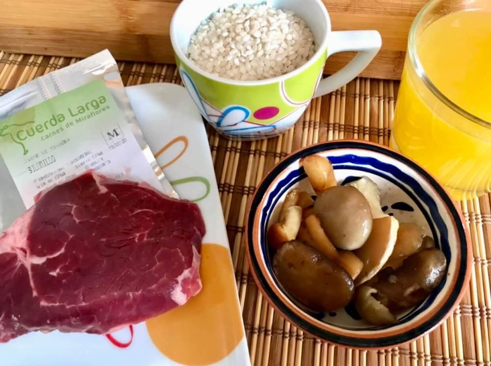 Recetas caseras con carne